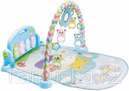 Развивающий коврик для новорождённых