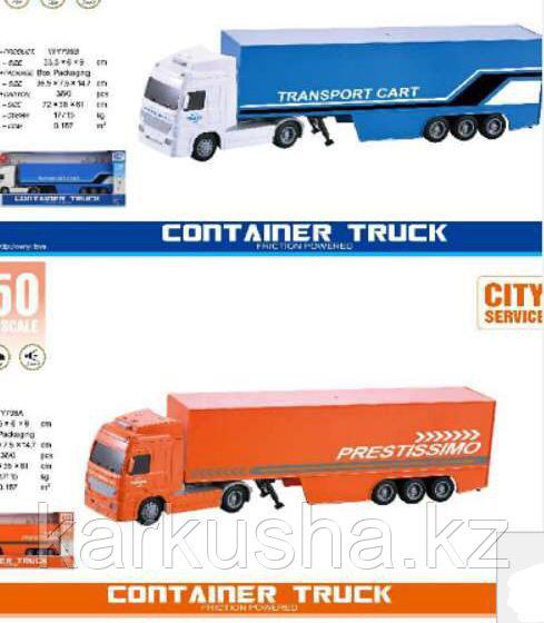 Грузовик Container truck