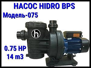 Насос для бассейна Hidro BPS075 c префильтром