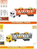 Грузовик Transport truck
