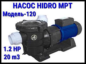 Насос для бассейна Hidro MPT120 c префильтром