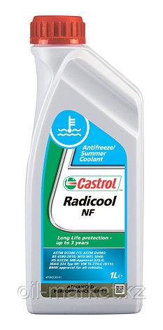 ОХЛАЖДАЮЩАЯ ЖИДКОСТЬ CASTROL RADICOOL NF 1л. (Антифриз зеленый), фото 2