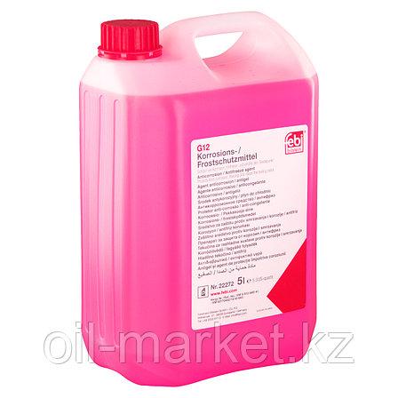 FEBI 22272 антифриз красный 5L концентрат 1:1 -40°C G12, фото 2