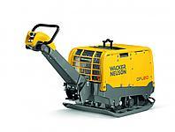 Виброплита дизельная на инфракрсаном управлении Wacker Neuson  DPU 80
