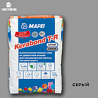 Kerabond T-R клей для кафеля на цементной основе Серый, фото 1