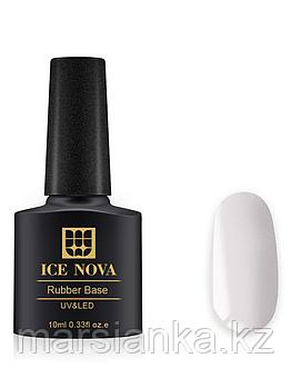 База Ice Nova Rubber base Milky, 10мл