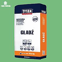 Tytan шпаклевка гипсовая GLADZ