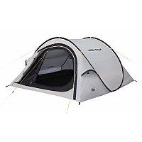 Палатка HIGH PEAK Мод. BOSTON 2 (2-x местн.)(250х120x90см)(2,20кГ)(нагрузка: 2.000мм)(светло-серый) R89067