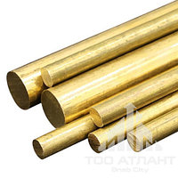 Круг бронзовый БрАЖ9-4 32х3000