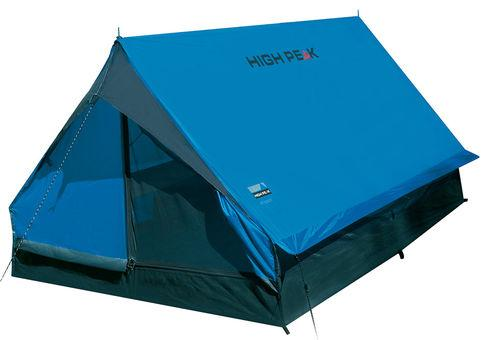 Палатка HIGH PEAK Мод. MINIPACK 2 (2-x местн.)(190x120x95см)(1,60кГ) (нагрузка: 1.500мм) R89024 - фото 1