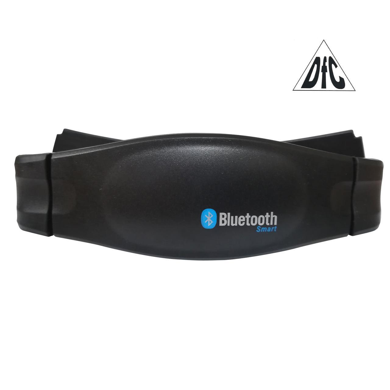 Нагрудный кардиодатчик Bluetooth 4.0 и 5.3кГц DFC W227Q - фото 1