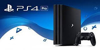 Sony Play Station 4 Pro 1TB (CUH - 7016B)