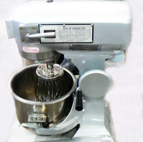 Миксер планетарный B-15 (AR) Foodatlas Pro 220В