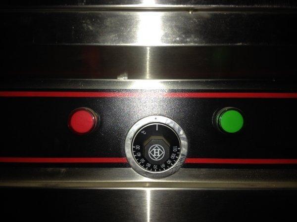 Стол Шведский тепловой «Atlas» BN-B11, 3 GN1/1