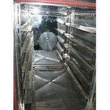 Печь конвекционная электрическая с пароувлажнением ATLAS YKZ-5D, фото 7