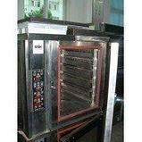 Печь конвекционная электрическая с пароувлажнением ATLAS YKZ-5D, фото 6