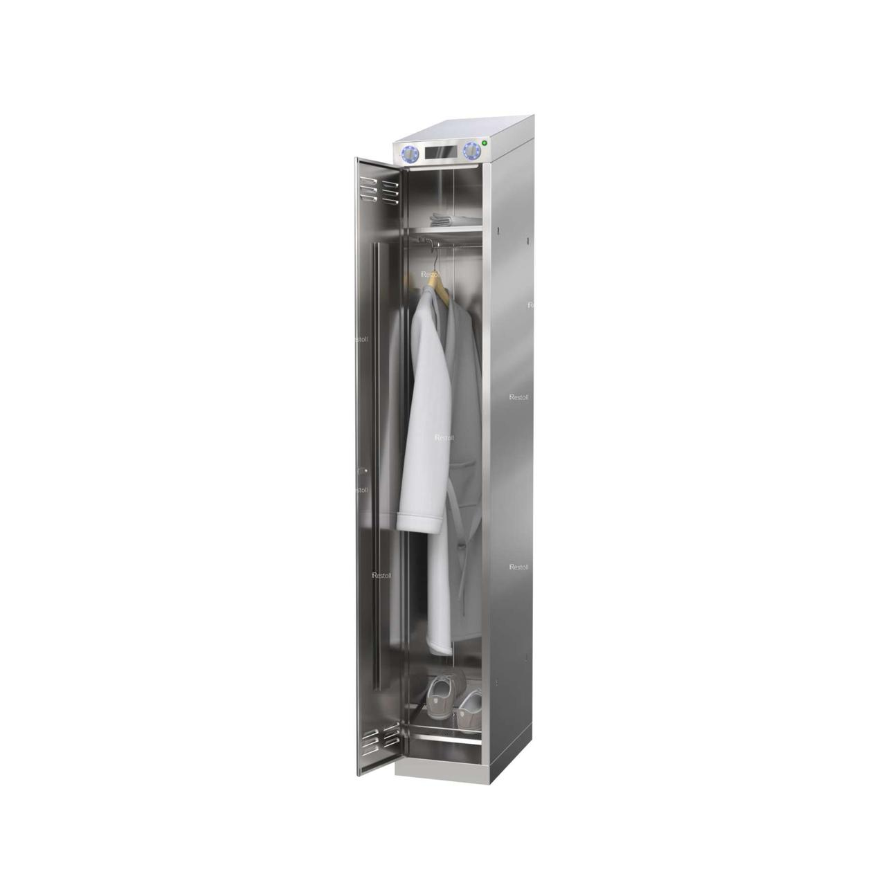 Шкаф для сушки и дезинфекции одежды Atesy ШДО-1-02