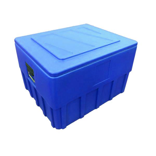 Изотермический контейнер H-65L синий Foodatlas