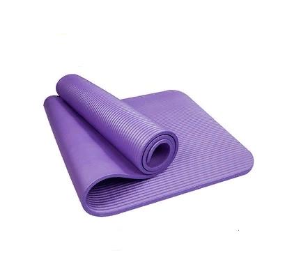 Коврик-Мат для йоги и фитнеса из вспененного каучука (175 * 60* 1 см) - фото 2