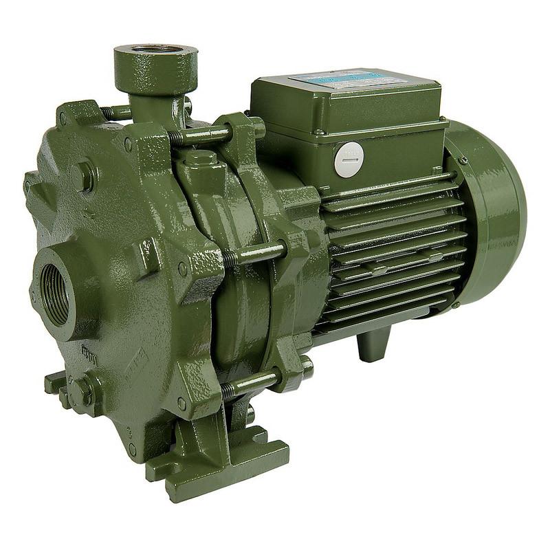 Насос моноблочный двуступенчатый c резьбовыми раструбами SAER FC 25-2F 400V