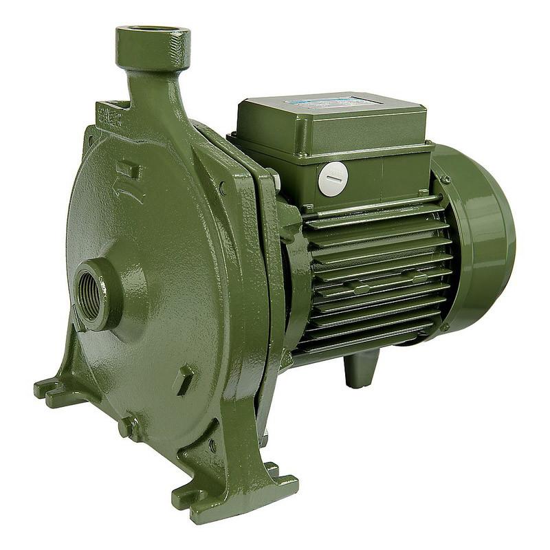 Наcосный агрегат моноблочный резьбовой SAER CM 1C 400V