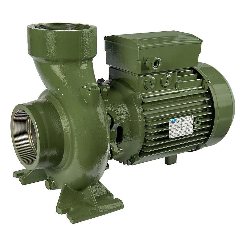 Наcосный агрегат моноблочный резьбовой SAER BP 9A 400V