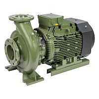 Насосный агрегат моноблочный фланцевый SAER IR 80-160E