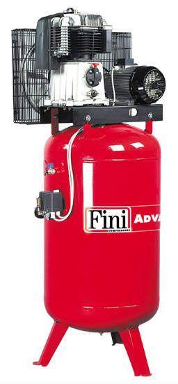 Компрессор поршневой FINI BK-119-270V-7.5 (ременной, вертикальный)