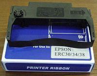 Картридж ленточный Epson ERC-30 black