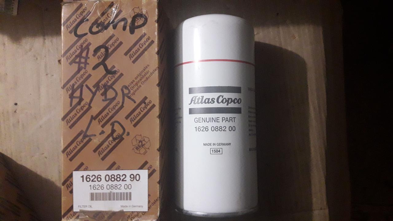 D96/H210(М24Х1,5) ATLAS COPCO 1626 0882 00 Гидравлический, масляный фильтр