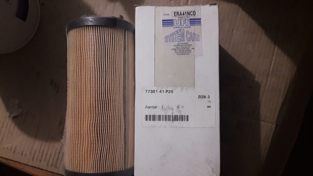 D99/H217 Сменный элемент гидравлического фильтра ERA41NCD UFI