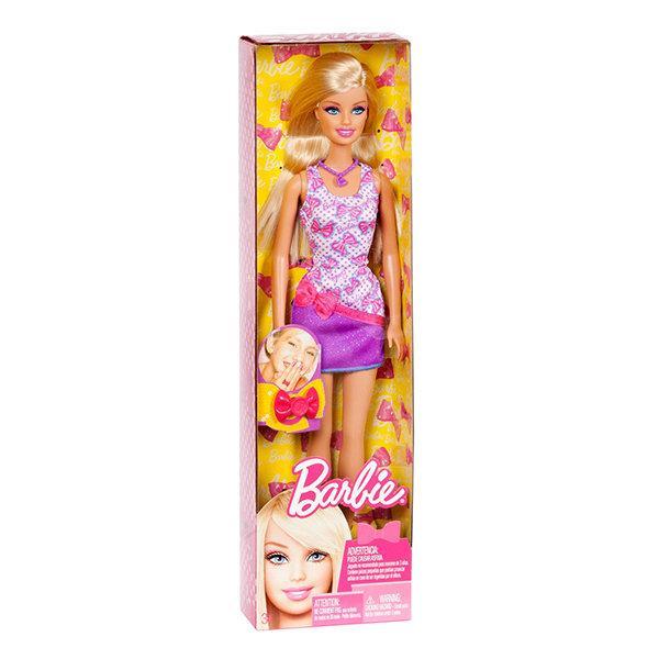 Кукла Barbie в ассортименте. - фото 1
