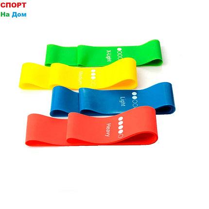 Фитнес набор резиновых эспандеров Sport Latex Loop Bands, фото 2