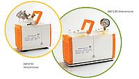 Мембранный вакуумный антикоррозийный насос на 30 л/мин GM-0.5 II