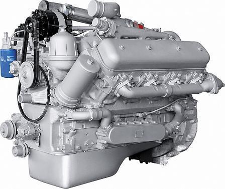 ЯМЗ-238ДЕ2 V-образный 8-цилиндровый дизельный двигатель