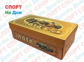 """Набор """"Русское лото"""" (картонная коробка)"""