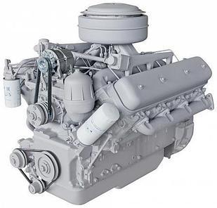 ЯМЗ-238М2 V-образный 8-цилиндровый дизельный двигатель