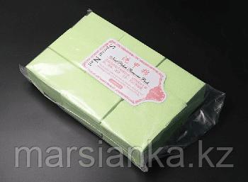 Безворсовые салфетки (зеленые), 1000шт