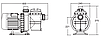 Насос для бассейна Emaux SC100 c префильтром, фото 7