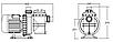 Насос для бассейна Emaux SC150 c префильтром, фото 7