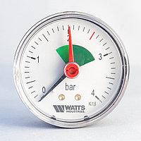 Термометр биметал A4500 0/120 C G1/2B L40 мм Wika