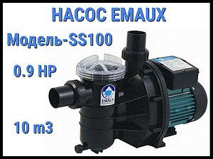 Насос для бассейна Emaux SS100 c префильтром