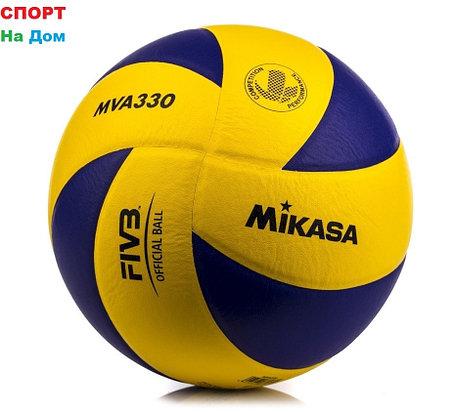 Мяч волейбольный Mikasa MVA 330 Replica, фото 2