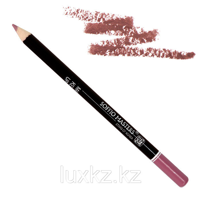 Карандаш для губ цвет Скромность Studio Make-Up Soffio Masters №129