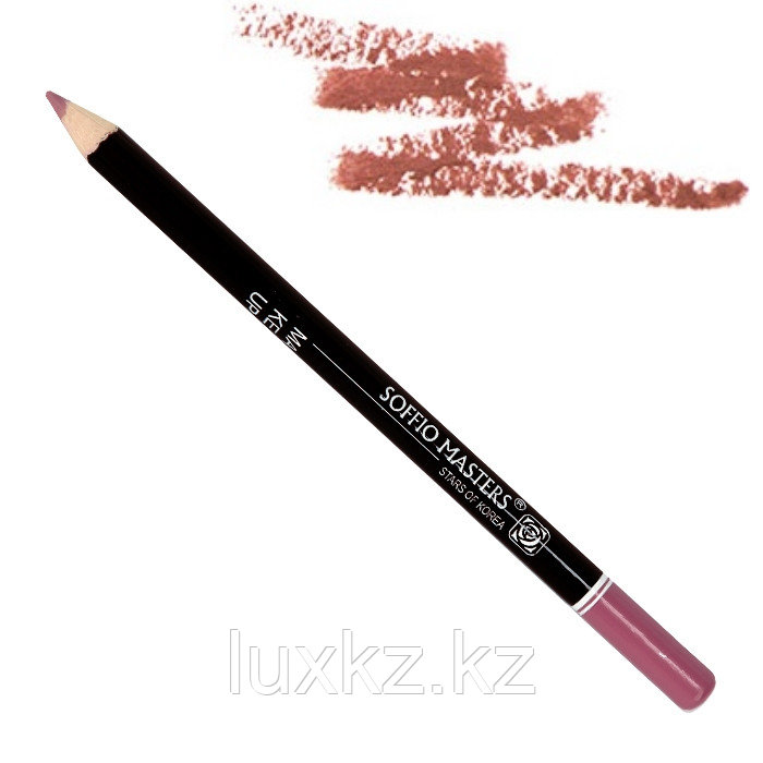 Карандаш для губ цвет Нежный Лепесток Studio Make-Up Soffio Masters №143