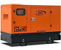 Сервисное обслуживание и ремонт Дизельных генераторов RID