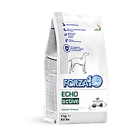 Корм Forza10 Echo Active для собак, при заболевании слухового аппарата (Рыба) - 4 кг