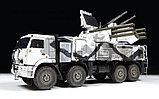 Сборная модель Российский самоходный зенитный ракетно-пушечный комплекс Панцирь-С1, фото 3