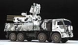 Сборная модель Российский самоходный зенитный ракетно-пушечный комплекс Панцирь-С1, фото 5