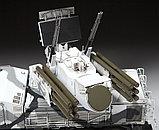 Сборная модель Российский самоходный зенитный ракетно-пушечный комплекс Панцирь-С1, фото 8